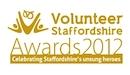 Volunteer Staffordshire Award 2012